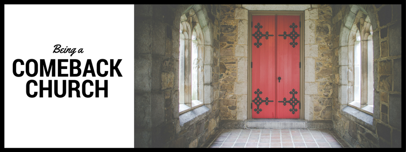 Ed Stetzer And Mike Dodson On Closing The Back Door