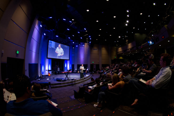 What's the Biggest Reason Why People Attend Church? Preaching!