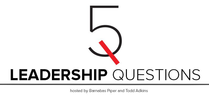 CNLP Bonus 015: The Five Lies Leaders Believe with Barnabas Piper and Todd Adkins on the 5LQ Podcast