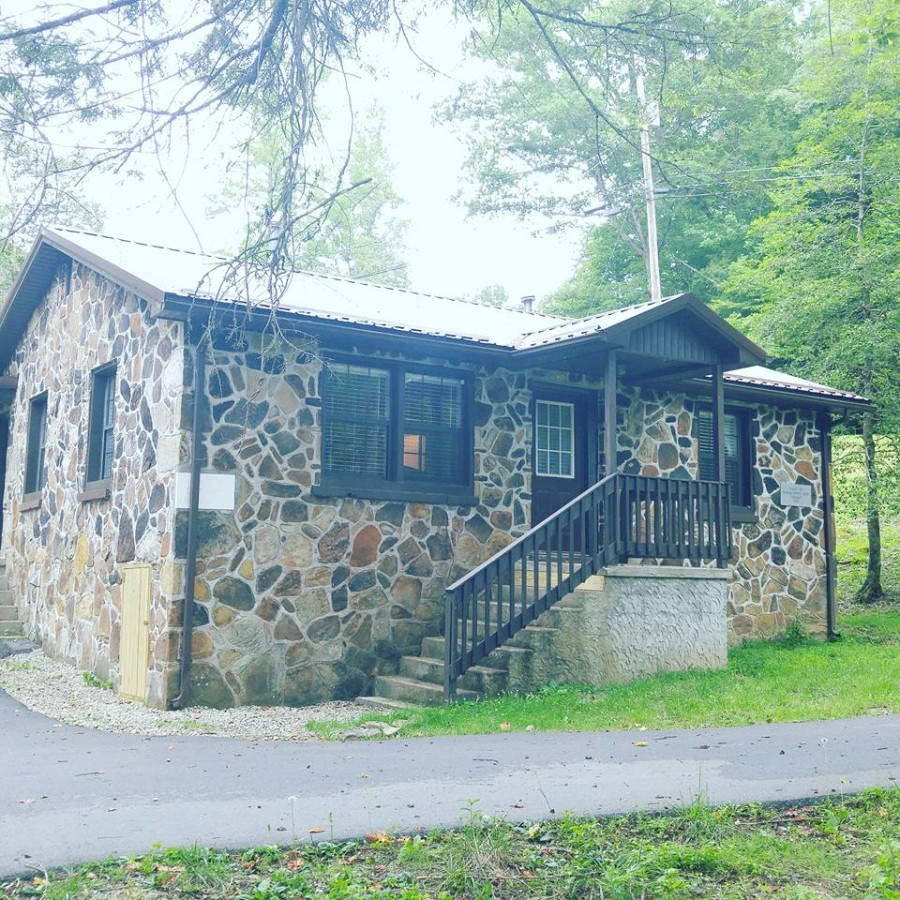 Is there a cabin in the woods where a pastor can get away for free?