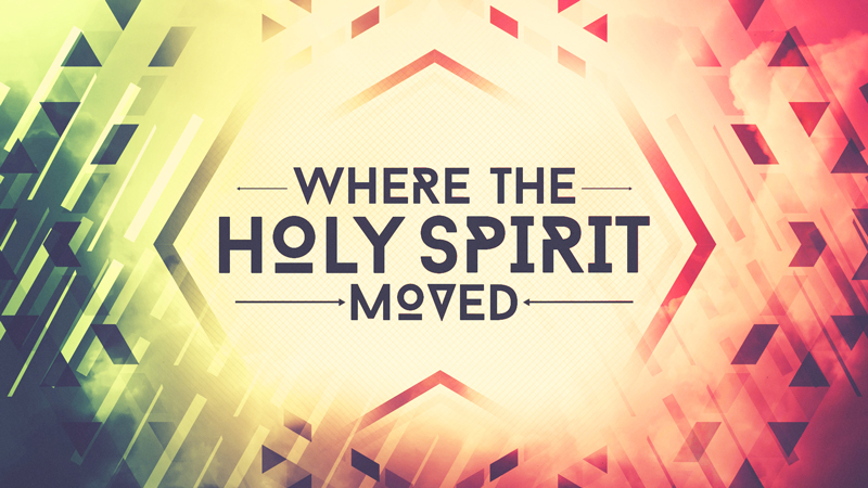 The Unlikely Place Where The Holy Spirit Moved