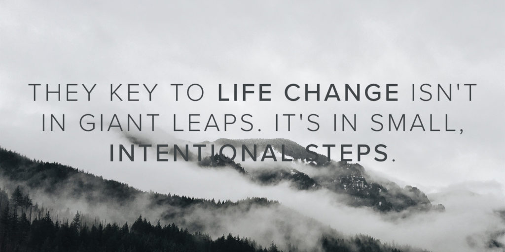 The #1 Key to Success in Life Change