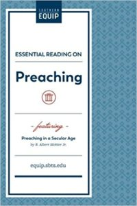Newest book contribution of Brian Croft – Essential Reading On Preaching (SBTS Press)