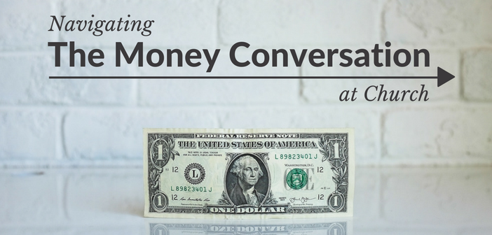 Navigating the Money Conversation at Church: A Practical Resource for Leaders
