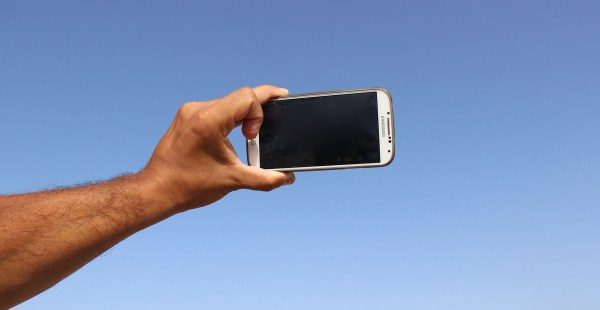 The Paradox of the Worship Selfie