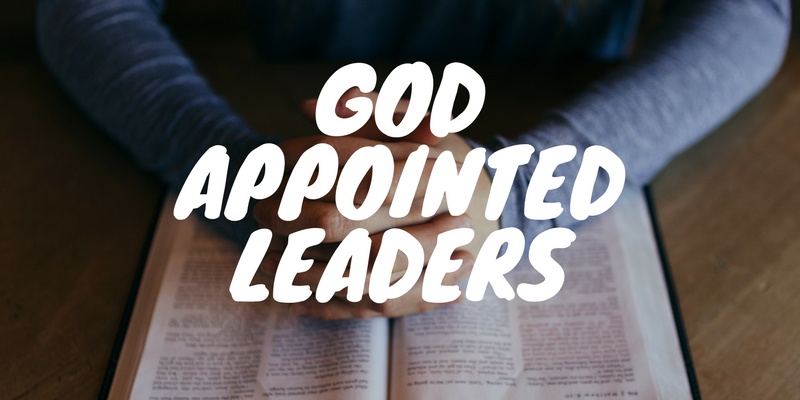 J. Oswald Sanders On God Appointed Leaders