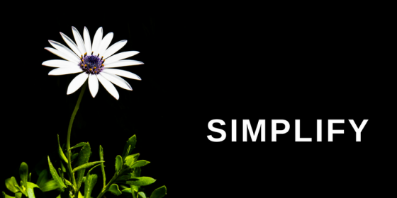Bill Hybels On A Simplified Life