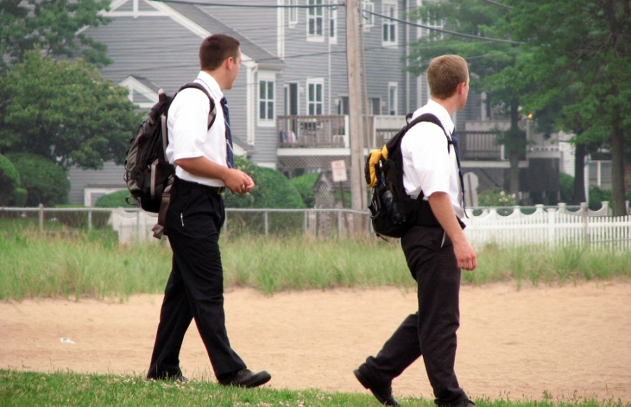 The 8 Beliefs You Should Know about Mormons When They Knock at the Door