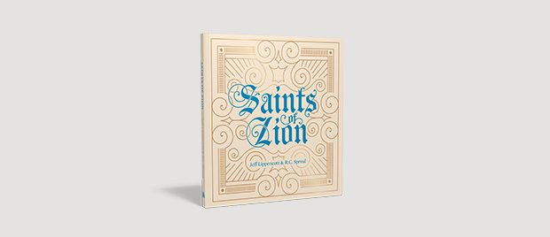 Saints of Zion: A New Collection of Sacred Music from R.C. Sproul and Jeff Lippencott