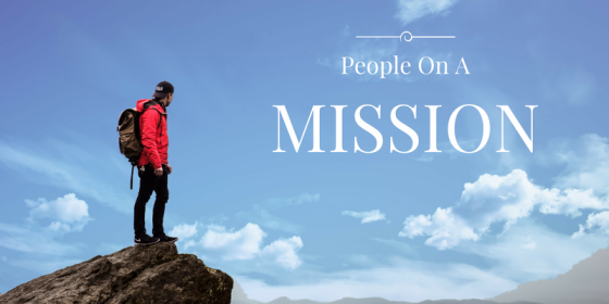 Jon Gordon: People On A Mission
