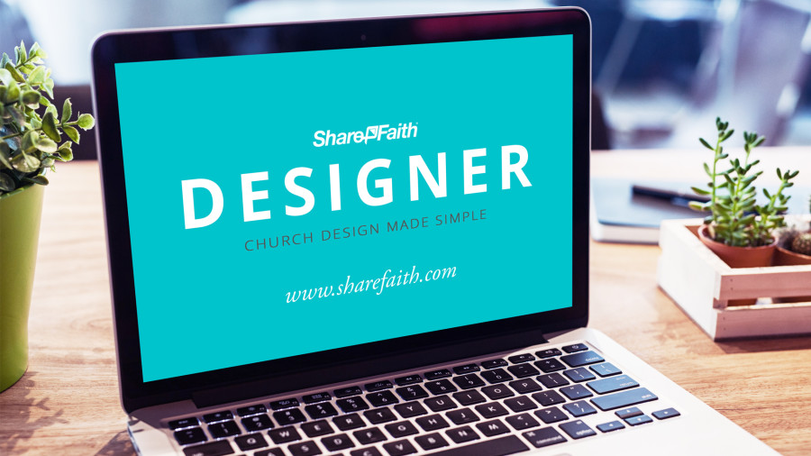 BRAND NEW! – Sharefaith Designer