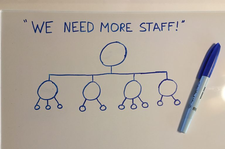Why Mid-Size Churches Get Stuck: You Don't Actually Need More Staff