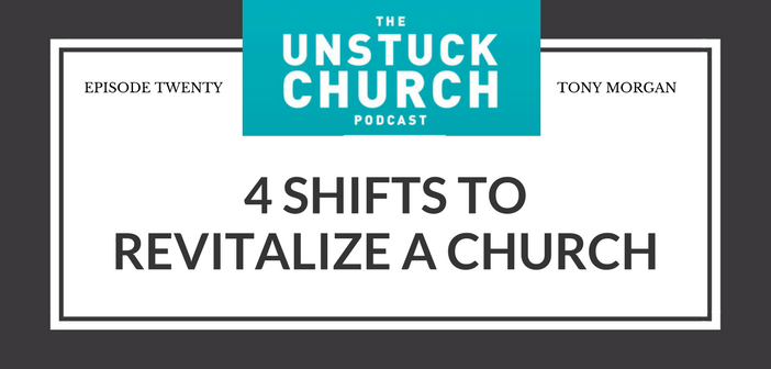 4 Shifts to Revitalize a Church
