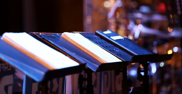 To Use or Lose the Music Stands: Is That the Question?