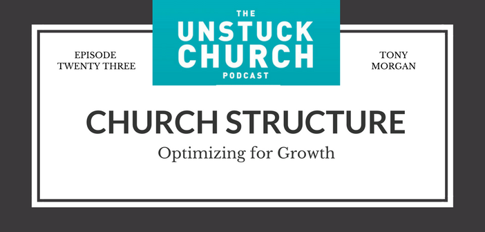 Church Structure: Optimizing For Growth