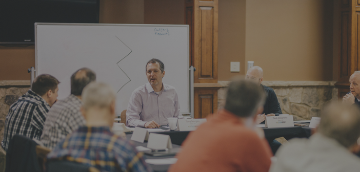 Do You Know Your Next Step Towards Leading an Unstuck Church?