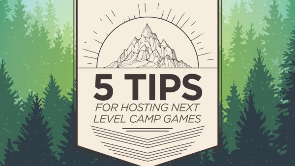 youth ministry games 5 tips for hosting next level camp games - Christmas Youth Group Games