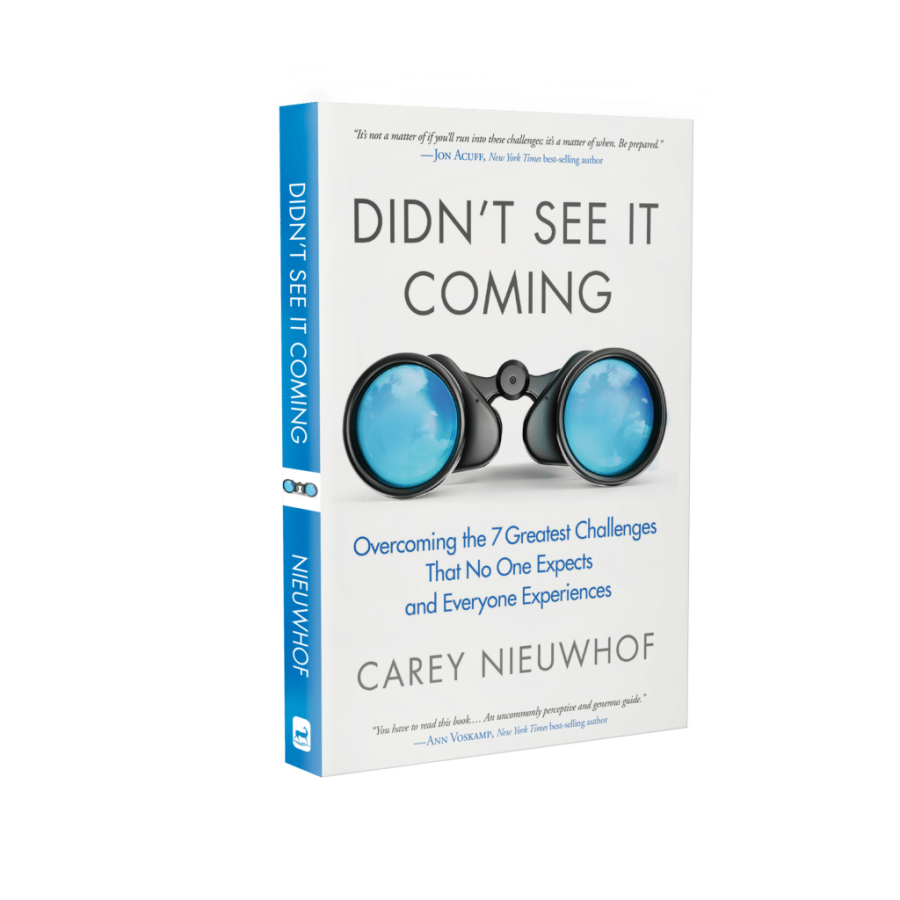 CNLP 215: You Never Thought You'd Be a Cynic, Did You? Free Audio Book Bonus. Chapter One of Didn't See It Coming